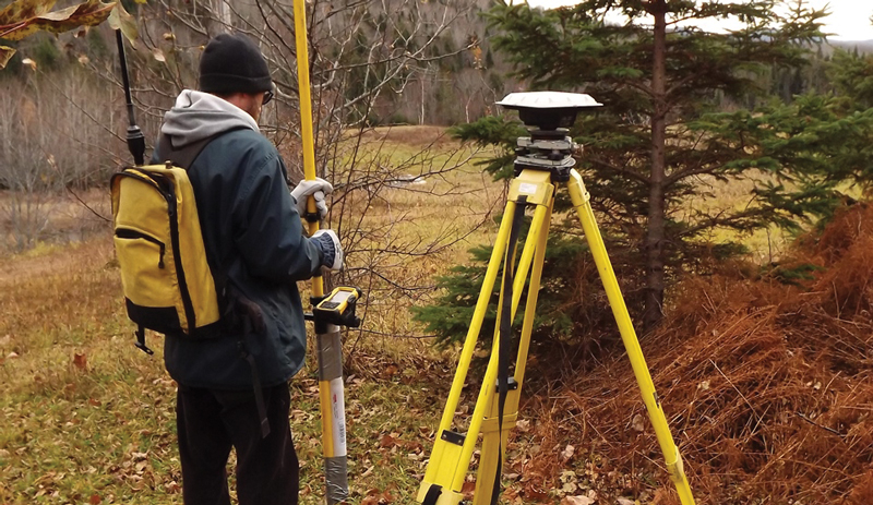 farm land survey surveyor