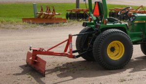 three-point hitch hitches