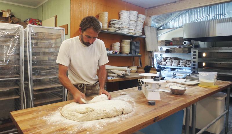 sourdough bread ancient grains
