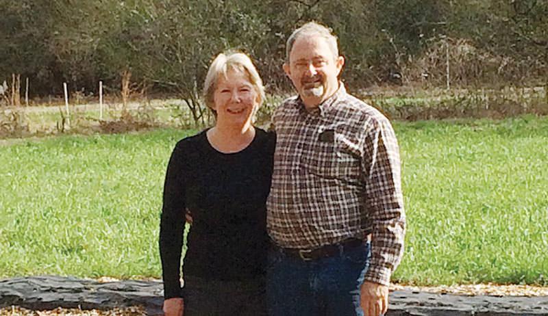 Chuck and Lynn Pugh