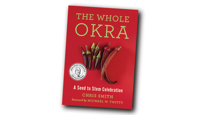 the whole okra book cover