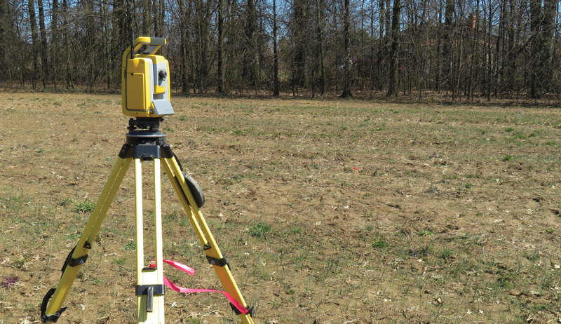 farm land survey surveyor