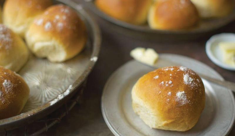 dinner roll rolls recipe