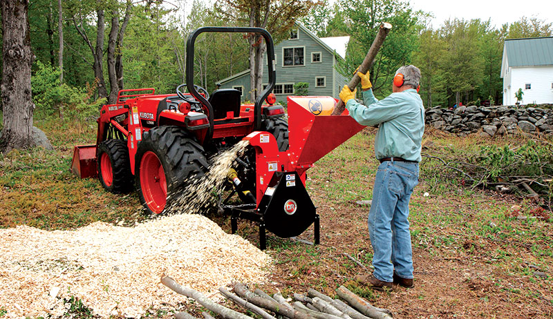 Wood Chipper: Use Farm Waste to Your